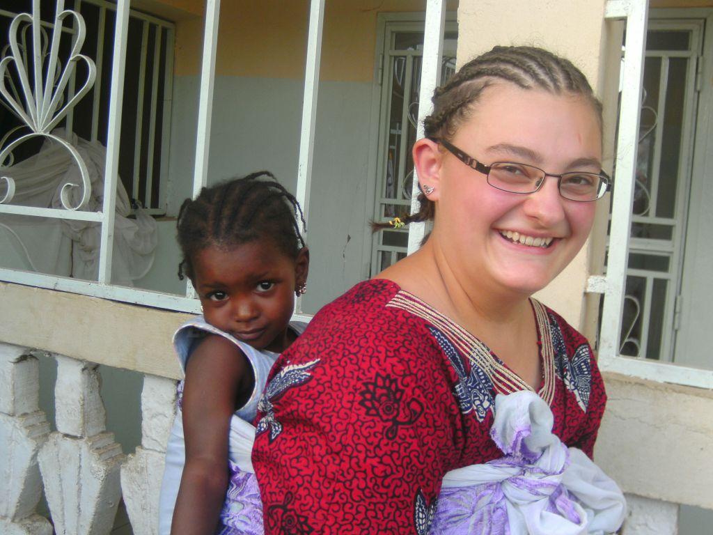 Hannah-in-Mali